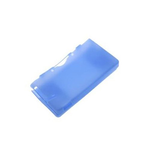 Generic Silicon Soft Case Skin Cover Pouch Sleeve Compatible for Nintendo DSi NDSi Color Blue