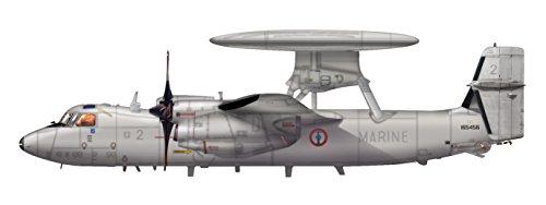 1/72 E-2C ホークアイ `フランス海軍` HA4803