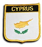 Cyprus - Country Shield Patches