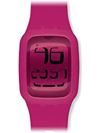Men's SURP100 Quartz Anti-Reflective Sapphire Crystal Pink Watch