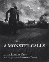 A Monster Calls por Miss Siobhan Dowd
