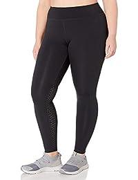 Amazon Brand - Core 10 Women's (XS-3X) 'Build Your Own' Flashflex Run Full-Length Legging