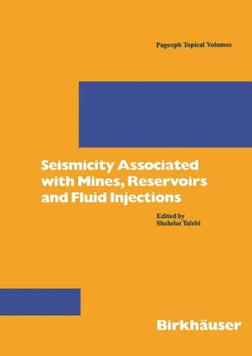 Seismicity Associated with Mines, Reservoirs and Fluid Injections: 150