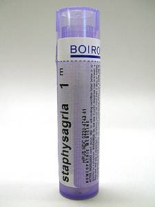 Boiron Staphysagria 1M 80 plts