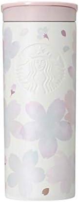 Starbucks(スターバックス)『SAKURA2021ステンレスボトルホワイトブレス355ml』