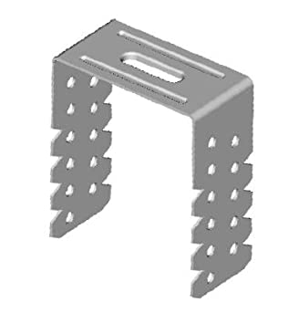 Direktabhänger 125 mm gestreckt für CD-Profile 60//27 100 Stück Deckenabhänger