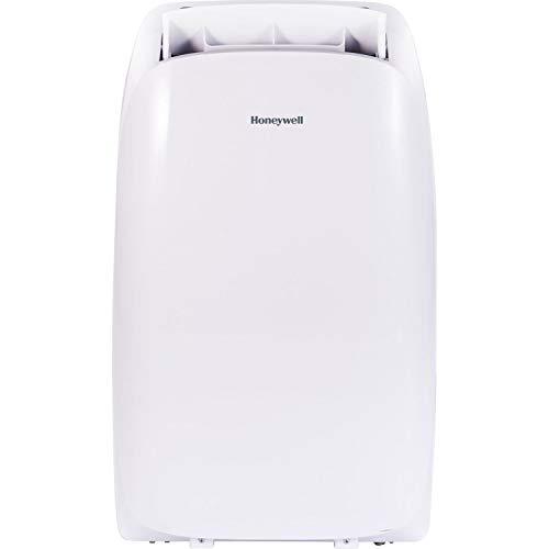 Honeywell HL Series Portable Air Conditioner, Dehumidifier & Fan (12000 Btu, White)