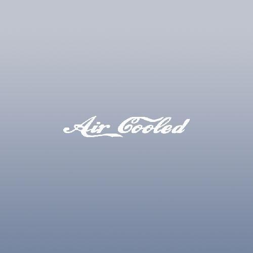 vw air cooled sticker - 3