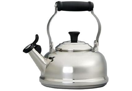 LE CREUSET - Pava Tetera Tea Time, Acero: Amazon.es: Hogar