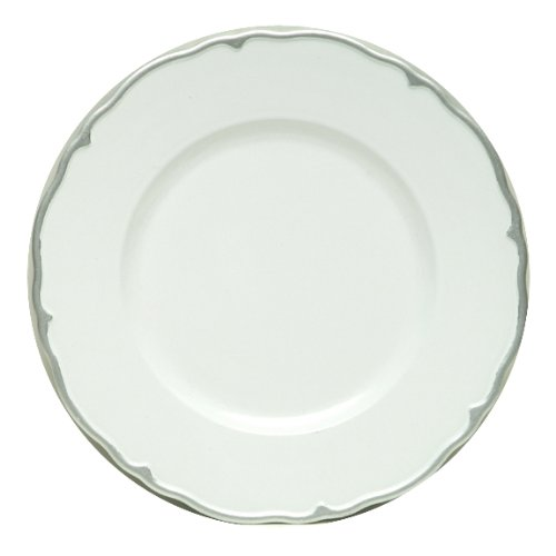 Charge It by Jay A215WSM Round Regency Charger Plate