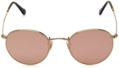Ray-Ban Round Metal RB3447N C50 Or (Oro)