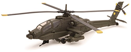 AH-64 Apache Helicopter Model Kit by Newray (Assembly Required)