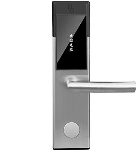 (Smart Hotel lock, sensor lock, swipe lock, hotel door lock, hotel Hotel lock, electronic lock, smart door lock, magnetic card lock)