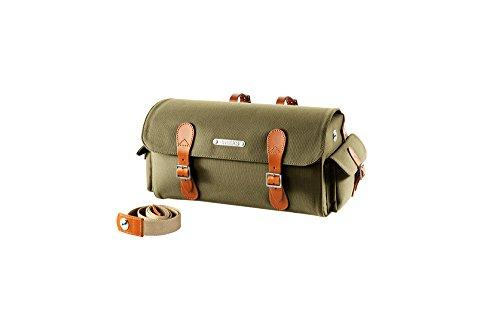 Brooks Glenbrook Saddle Bag, Green/Honey (Brooks Bag)