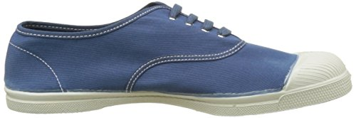 Bensimon Tennis Lacet Vintage - Botas Hombre Bleu (Bleu Petrole)