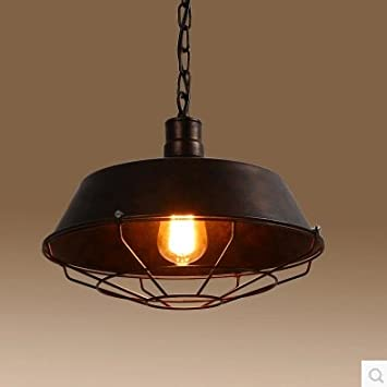 industrial cage lighting. adjustable industrial nautical barn cage pendant light litfad 18u0026quot single lamp with rustic lighting