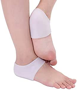 Silicone Gel Heel and Ankle Sleeve