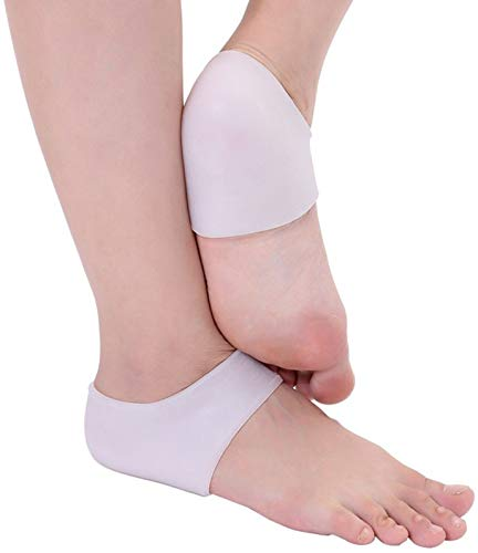 1 Pair Gel Protect Foot Soft Cushions Women/'s Shoes Pads For Relieving Tiredness