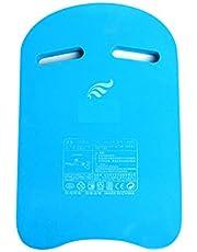 SKEIDO Swimming U Shaped EVA Apprentice Kick Floating Board (Foam Blue)