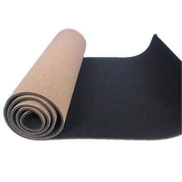 YOOMAT New Cork Yoga Mat Multi Use Activity Non Slip Yoga ...