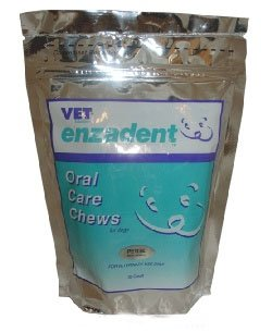 Vet Solutions Enzadent Oral Care Chews for Dogs petite 30 ct, My Pet Supplies