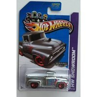 HOT WHEELS 1:64 SCALE HW SHOWROOM CUSTOM '56 FORD F-100 for sale  Delivered anywhere in USA