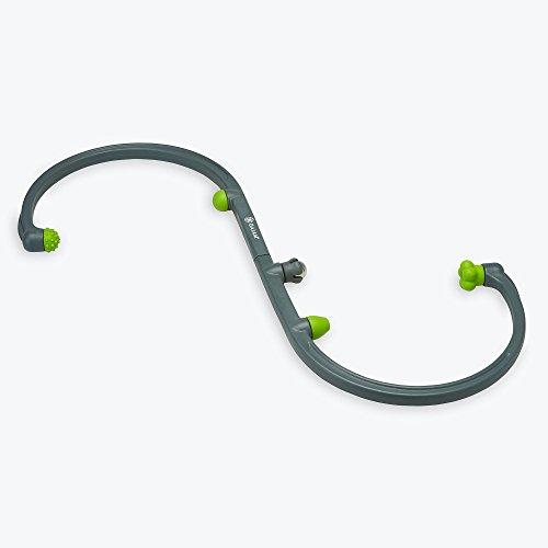 Gaiam Restore 05-62920 2-Piece Exercise Foam Rollers
