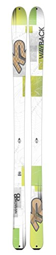 K2 Wayback 88 Backcountry Touring Skis - Men's 167