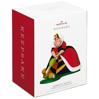 Hallmark Keepsake Ornament Disney Alice in Wonderland Queen of Hearts Limited Edition]()