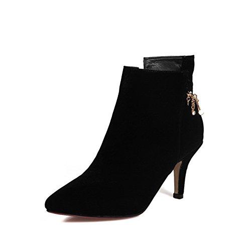 Inconnu 1To9 Bas Femme Noir, 37.5 EU, MNS02064