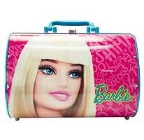 Barbie Love That Style Cosmetic Makeup Kit in Metal Case