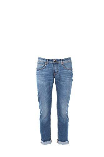 Jeans Uomo Roy Roger's 38 Denim P17rru004d0210098 1/7 Primavera Estate 2017