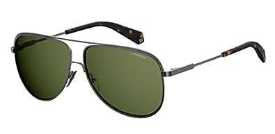 Polaroid PLD 2054/S PLD2054SKJ160UC Polarized Aviator SunglassesDK RUTHEN60 mm