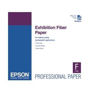 """Epson PAPER, EXHIBITION FIBER PAPER, 17""""X"""