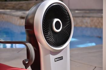 EC110S evaporative cooler energy-efficient