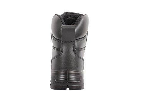 Black Rock Unisex-Erwachsene Sentinel Sicherheitsschuhe Schwarz (Schwarz)