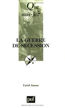 La guerre de Sécession par Ameur