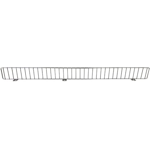 AWP CA-FDF336CN-1 Chrome Front Fence Lozier/Madix, 3 x 36 Size, Chrome, (Pack of 25)