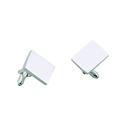 (Creative Gifts Rectangle Cuff Links)