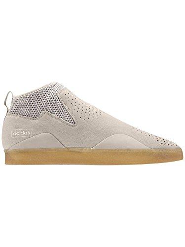 adidas Herren Slip on Skateboarding 3ST Slippers clear brown/ftwr white/gu