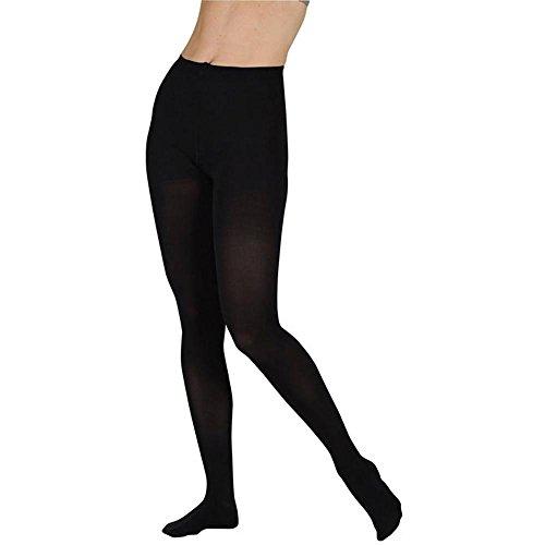 Juzo 2081 Soft Short Elastic Pantyhose w/ Open Toe-Size IV-Beige by Juzo