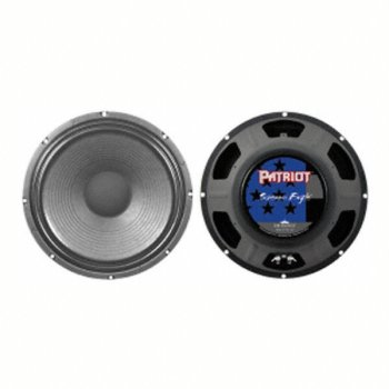 Eminence Patriot Series Screamin Eagle-12 Inch 8 Ohms from Eminence
