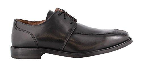 Florsheim Men's, Ashlin Lace up Dress Shoes Brown Tumbled Leather