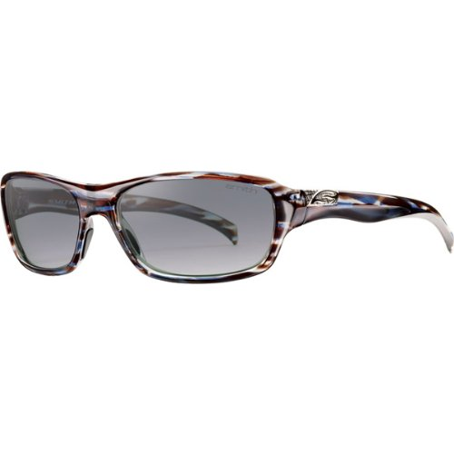 Smith Optics Heyday Premium Lifestyle Polarized Outdoor Sunglasses - Blue Savanna/Gray Gradient / Size 55-16-125