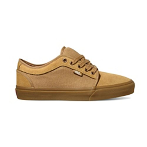 Vans Chukka Low Spitfire/Flame Red Shoe FJM1NK Medal Bronze Oooja6US