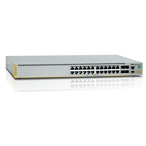 Image of Electronics Allied Telesis AT-X510-28GTX-10 24 Port 10/100/1000T GIGABIT Stackable
