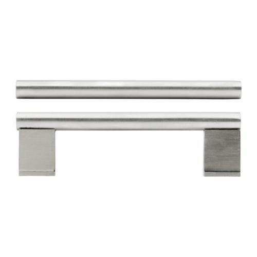 IKEA VINNA - Manilla, acero inoxidable paquete / 2 - 153 mm ...