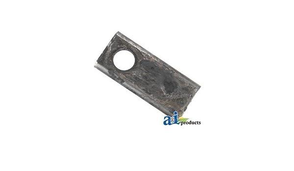 Claas disco de cuchilla cortacésped soporte de doubleedge ...