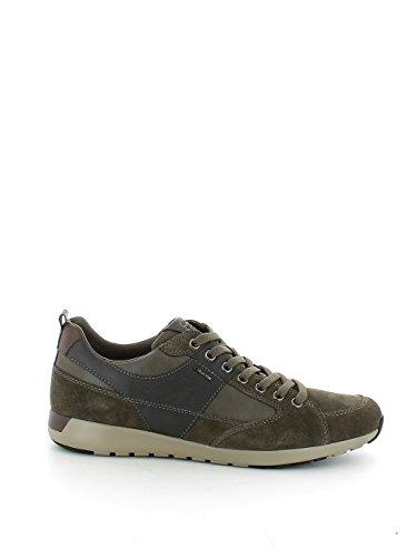 Geox - Zapatillas para hombre Beige