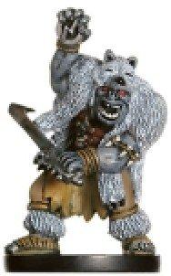 D & D Minis: Orc Wolf Shaman # 58 - Angelfire